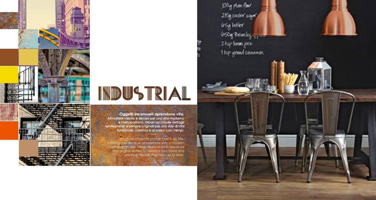 arredamento industrial