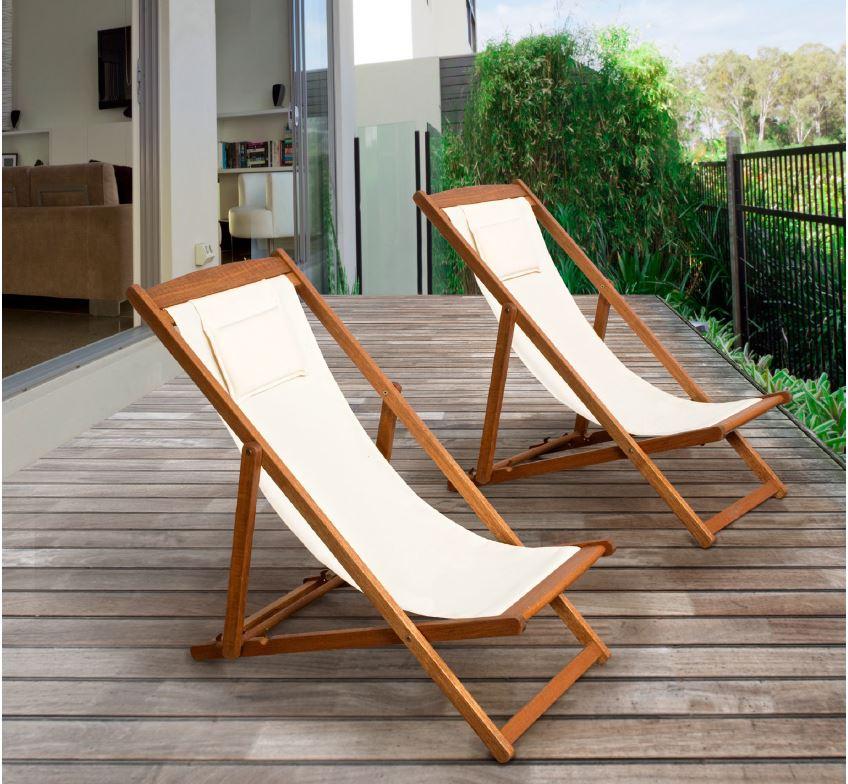 sedie giardino balau