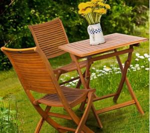 tavolo sedie legno balau