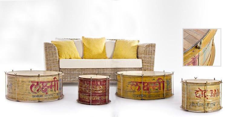 divano etnico coloniale