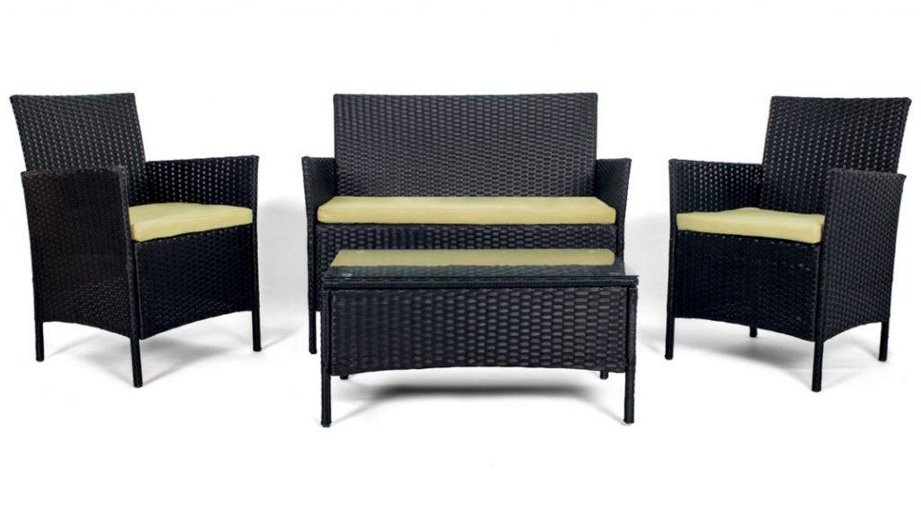 divanetto polyrattan
