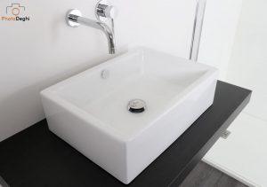 lavabo appoggio classico