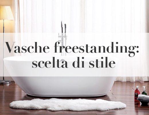 vasche freestanding