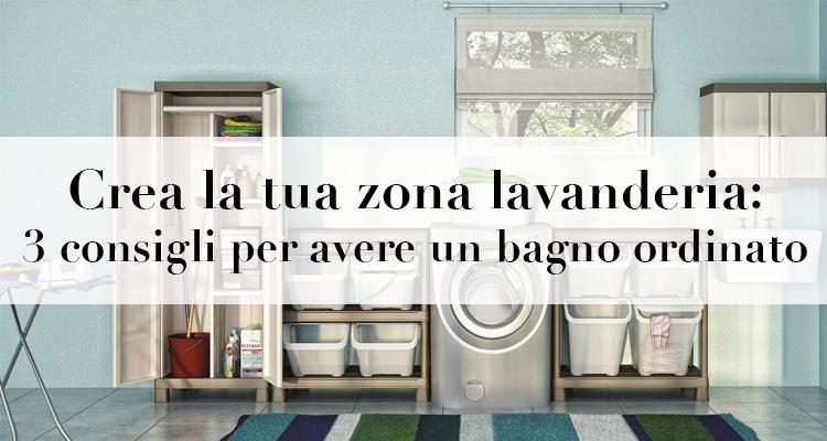 Crea la tua zona lavanderia 3 consigli per spendere poco for Quanto puoi risparmiare per costruire la tua casa