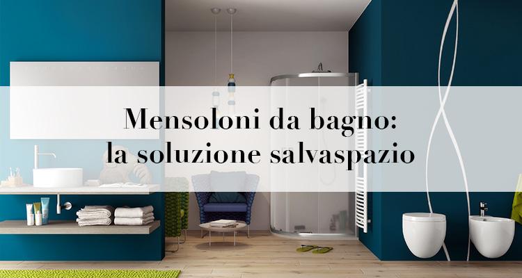 Soluzioni Salvaspazio Bagno : Mensoloni da bagno: la soluzione salvaspazio magazine deghishop