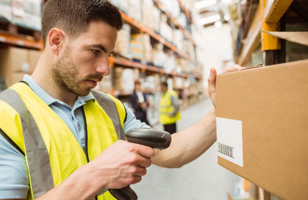 logistica magazzino e-commerce