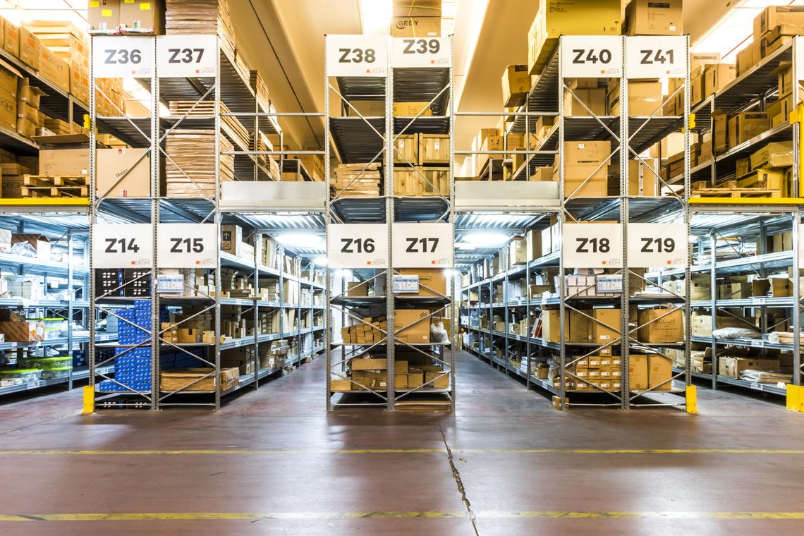 e-commerce magazzino logistica picking