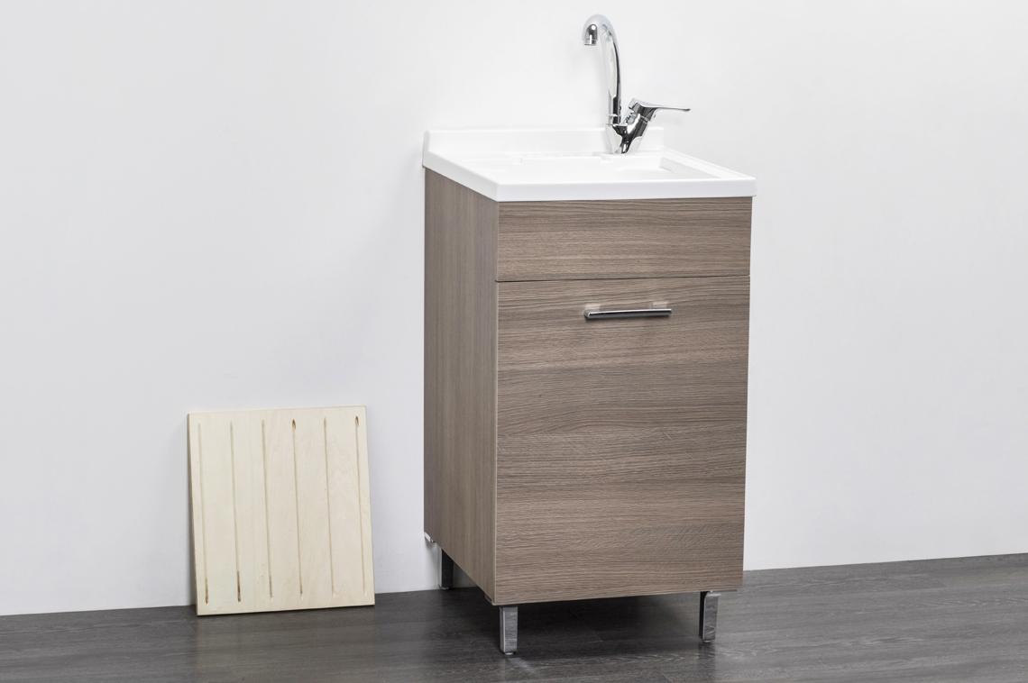 lavatoio da interno per lavanderia vendita online legno rovere