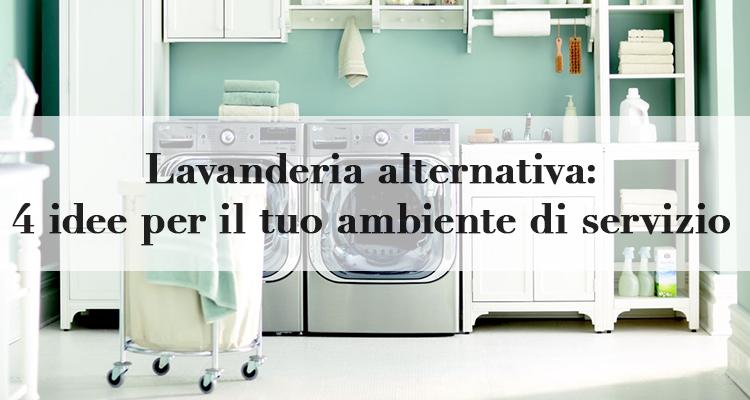 Lavanderia alternativa 4 idee per il tuo ambiente di servizio magazine deghishop - Accessori lavanderia casa ...