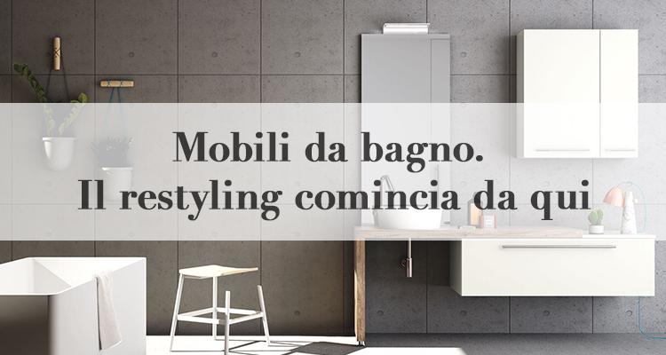 Mobili da bagno moderni e in stile scandinavo magazine deghishop - Mobili da bagno in stile ...