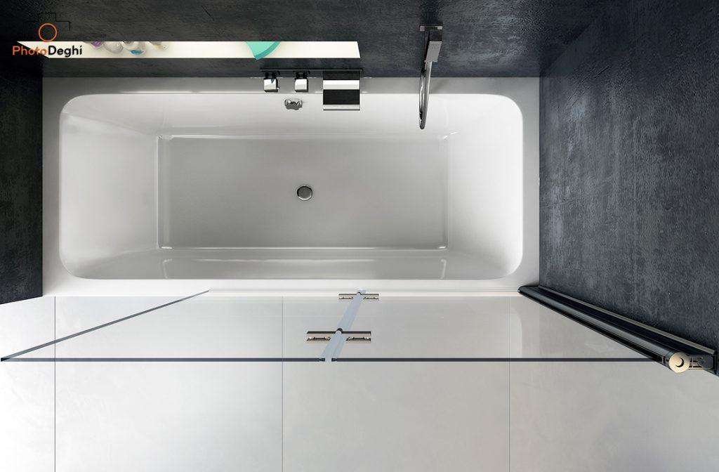 Box Per Vasca Da Bagno Piccola : Doccia con finestra soluzioni per il tuo bagno magazine deghishop