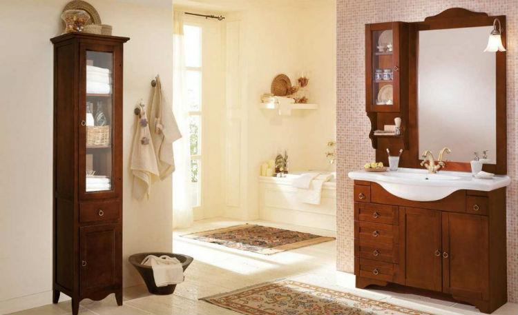 mobili bagno classico