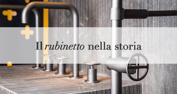 Storia del rubinetto: uninvenzione che arriva da lontano u2013 magazine