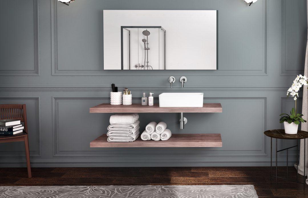 copertina ristrutturare il bagno